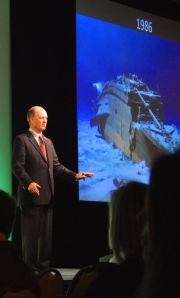 Robert Ballard, presenting at Learning Solutions 2013 Conference and Expo.